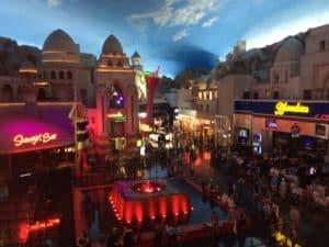 V theatre Las Vegas