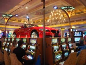Las Vegas win a car