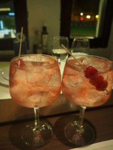 San Sebastian cocktail