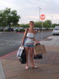 Las Vegas shopping
