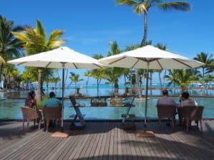 îles Beachcomber resort Trou aux Biches