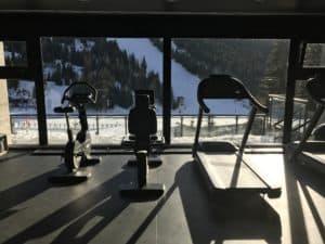 terminal neige totem flaine fitness