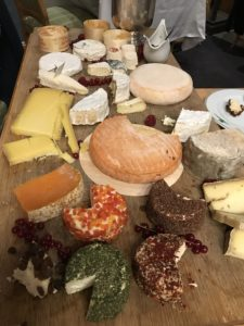 château de Chailly fromages